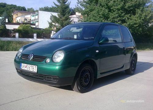 VW Lupo 1,7 SDI r. 2000, posilňovač riadenia, nová STK + EK