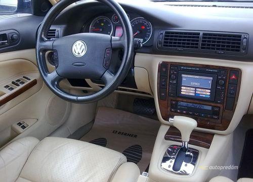 Volkswagen Passat Variant TDI Highline 4-Motion Special, 4x4