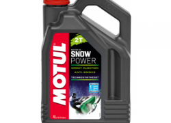 MOTUL OLEJ MOTUL SNOW POWER 2T/4L 105888
