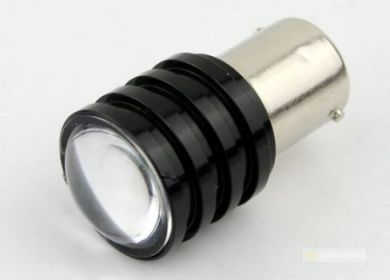 LED žiarovka P21W P5W Ba15s Cree 2x 5W Power Led